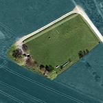 Satellitenbild vom Hundeplatz an der Krämere